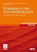 Grundlagen der Automobilindustrie