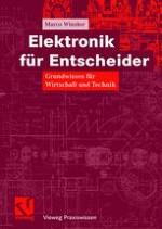 Bedeutung der Elektronik