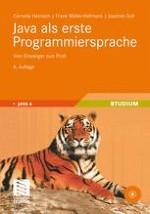 Grundbegriffe der Programmierung
