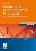 Grundlagen zu Finanzmärkten und deren Modellierung