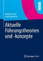 """Aktuelle Führungstheorien und Führungskonzepte: """"Alter Wein in neuen Schläuchen?"""""""