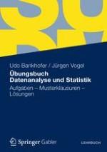 Aufgaben zur beschreibenden Statistik