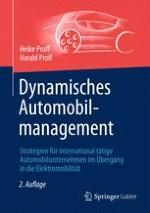 Herausforderungen für das internationale Automobilmanagement – eine Einführung