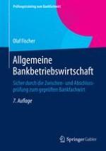 Banken, deren Sicherung und Beaufsichtigung