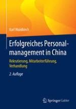 Einleitung: Chinas Beschäftigungsentwicklung aus der Sicht der Auslandsinvestoren