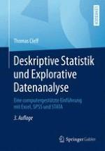 Statistik und empirische Forschung