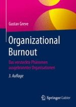 Organizational Burnout?