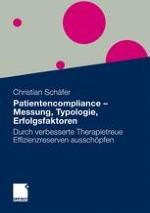 Gesundheitsöokonomische Relevanz der Patientencompliance