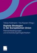 Die Europäische Union im digitalen Zeitalter – vom Entwicklungsland zum mobilen Kontinent?