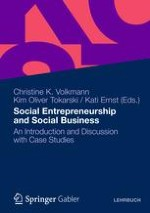 Background, Characteristics and Context of Social Entrepreneurship