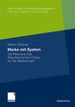 Zur ökonomischen Relevanz des Regulatorischen Fokus im Systemmarkenkontext
