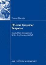 Efficient Consumer Response Kooperationen zwischen Molkereiunternehmen und dem Lebensmittelhandel