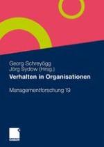 Organizational Commitment und Job Involvement in Deutschland und Südkorea