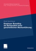 Employer Branding im Spannungsfeld stakeholderspezifischer Ausrichtung und übergreifender Markenkonsistenz