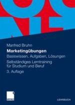 Grundbegriffe und -konzepte des Marketing (Aufgaben)