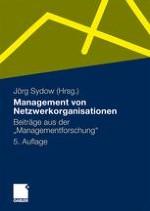 Editorial – Über Netzwerke, Allianzsysteme, Verbünde, Kooperationen und Konstellationen