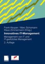 IT-Management im Kontext des Strategie-Struktur-Zusammenhangs