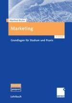 Grundbegriffe und -konzepte des Marketing