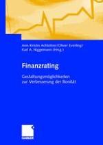 Wesen und Bedeutung des Finanzratings