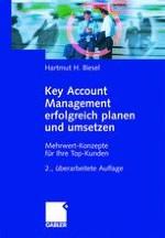 Die effiziente Key-AccountManagement-Organisation