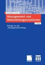Über Netzwerke, Allianzsysteme, Verbünde, Kooperationen und Konstellationen