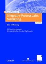 Aufgaben und Selbstverständnis des Marketing