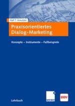 Kennzeichnung und Ziele des Dialog-Marketings