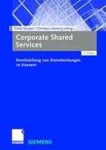Shared IT-Services im Kontinuum der Eigen- und Fremderstellung