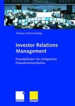 Was ist Investor Relations?