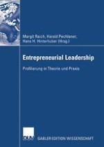 Dynamischer Mix der Archetypen Entrepreneur, Manager und Leader — ein Erfordernis der Zeit