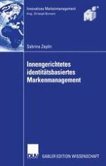 Innengerichtetes identitätsbasiertes Markenmanagement als Voraussetzung für die Schaffung starker Marken