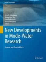 Progress of North Pacific mode water research in the past decade