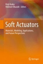 Progress and Current Status of Materials and Properties of Soft Actuators