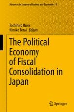 Fiscal Consolidation in the Political Economy of Japan
