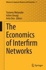 The Economics of Interfirm Networks: Main Issues