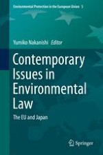 Introduction: The Impact of the International and European Union Environmental Law on Japanese Basic Environmental Law
