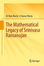 The Legacy of Srinivasa Ramanujan