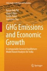 Economic Growth and Greenhouse Gas (GHG) Emissions: Policy Perspective from Past Indian Studies