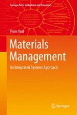 Introduction to Integrated Systems Approach to Materials Management