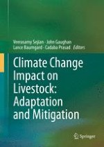 Introduction to Concepts of Climate Change Impact on Livestock and Its Adaptation and Mitigation
