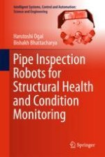 Pipe Inspection Robots for Sewerage Pipelines