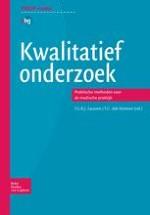 1 Kwalitatief onderzoek: nuttig, onmisbaar en uitdagend