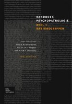 1 Psychopathologie: van diagnostiek tot therapie