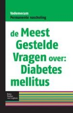 Wat is de betekenis van een verhoogd triglyceridengehalte bij patiënten met diabetes mellitus? Welke lipidenregulatoren zijn hierbij geïndiceerd?