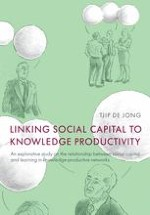 Introduction: the role of social capital in knowledge-productive networks