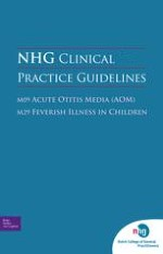 M09 NHG Clinical Practice Guideline Acute Otitis Media (AOM)