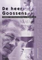 Casus de heer Goossens