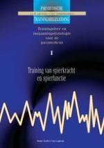 Trainingsleer en inspanningsfysiologie binnen de paramedische beroepsuitoefening