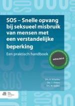 Het handboek SOS – Snelle Opvang bij Seksueel misbruik