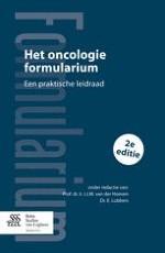 Algemene aspecten van kanker en principes van systemische antikankerbehandeling